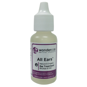 ALL EARS : Ear Mite & Infection Treatment