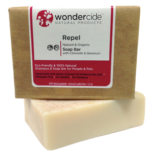 REPEL | Soap Bar : Citronella & Geranium